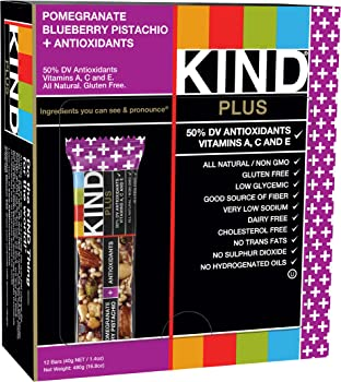 12-Count KIND Plus Snack Bars