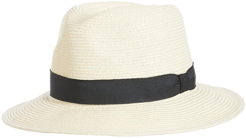 Amazon.co.jp: (グレース)grace 手洗い可能 中折れハット WASHABLE BRAID HAT WH091 085/WH F: 服&ファッション小物通販