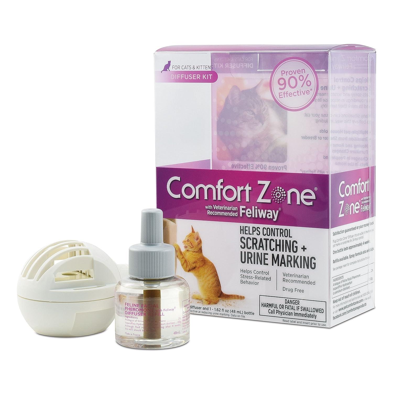 Comfort Zone Feliway Diffuser Kit