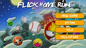 Flick Home Run ! from MobileAppsXone