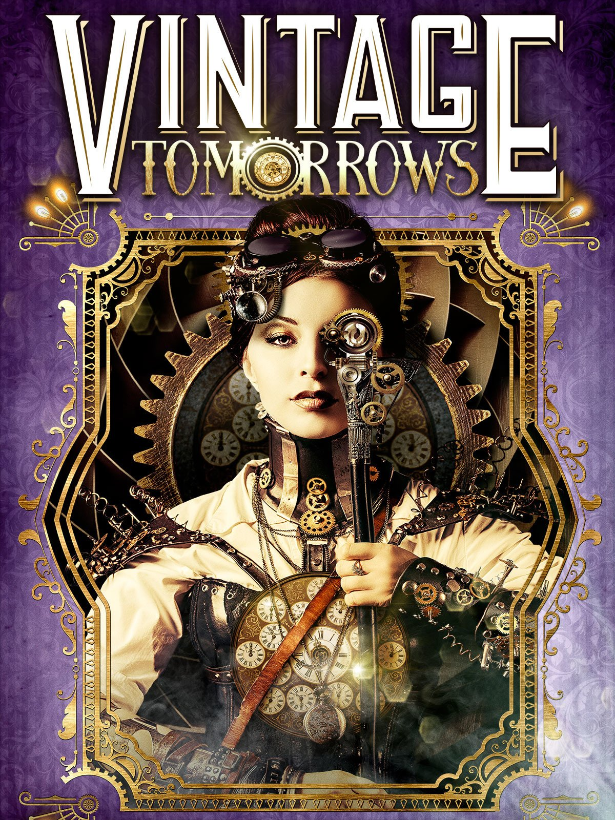 Vintage Tomorrows on Amazon Prime Instant Video UK