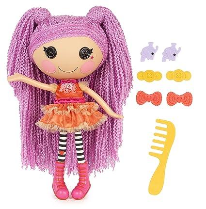 Lalaloopsy Loopy Hair Doll - Peanut Big Top