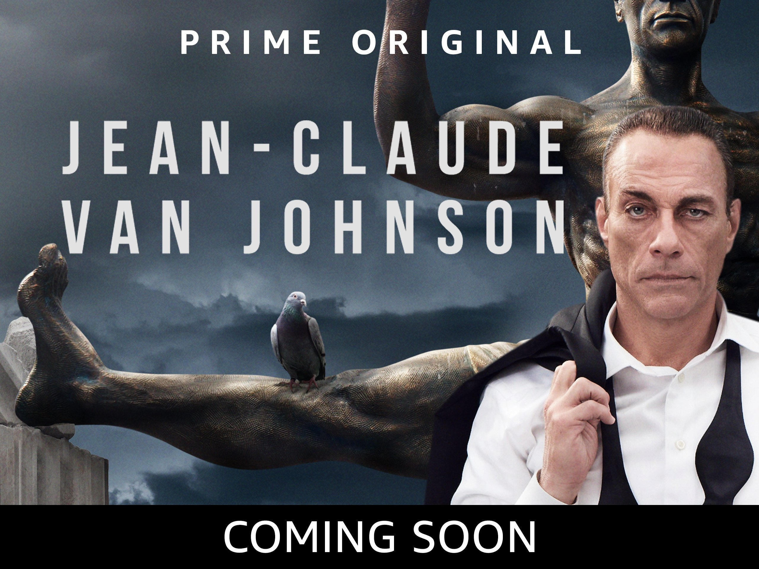 Jean-Claude Van Johnson Season 1