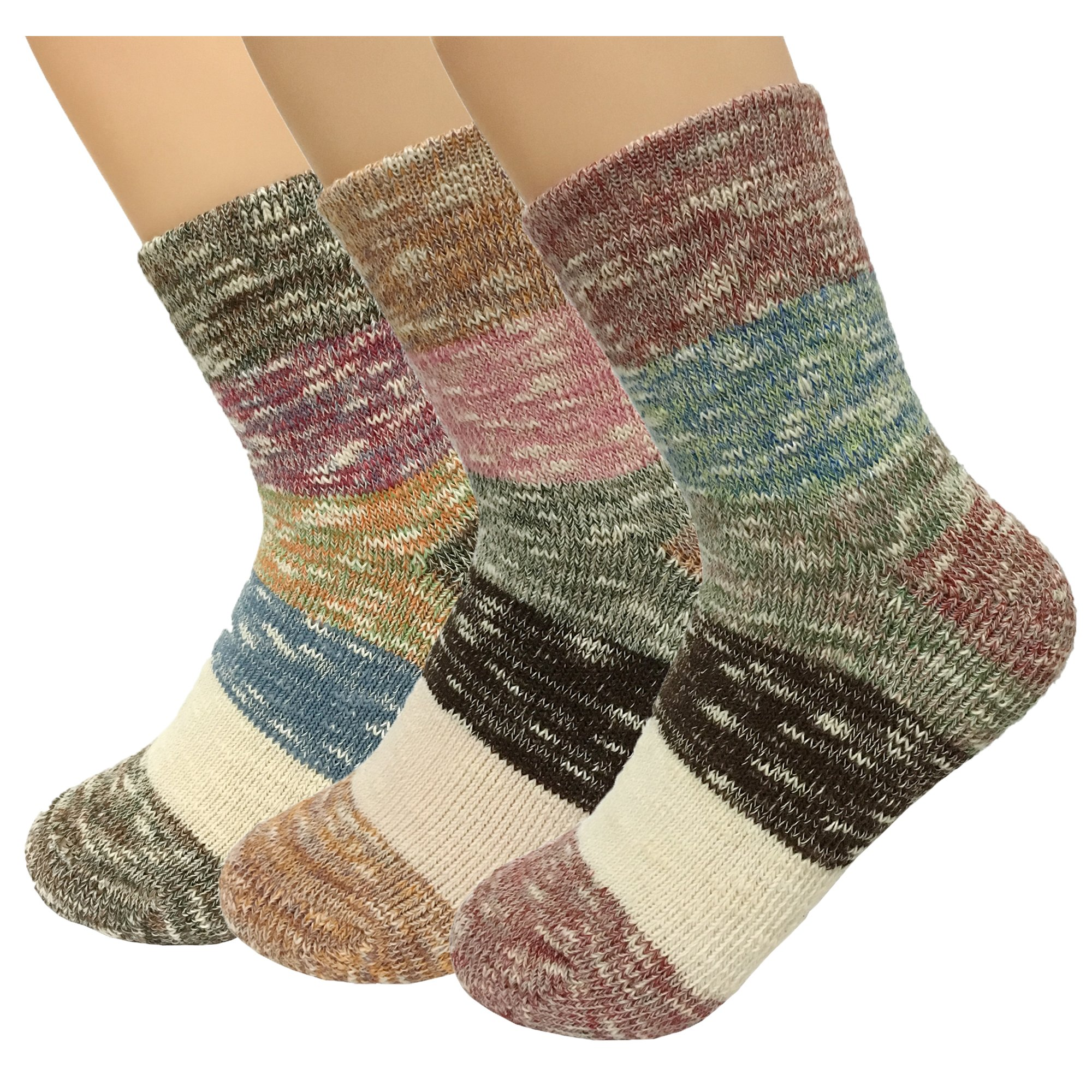 Cozy Cotton Womens Socks