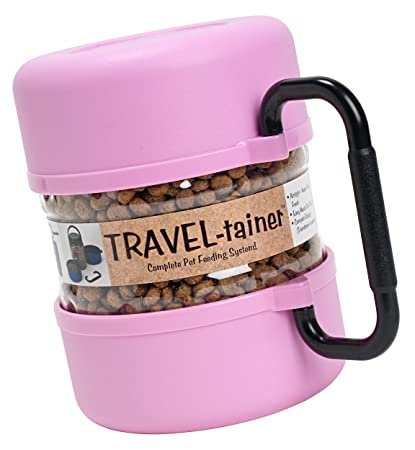 Gamma2 Pet Travel Tainer Bowl