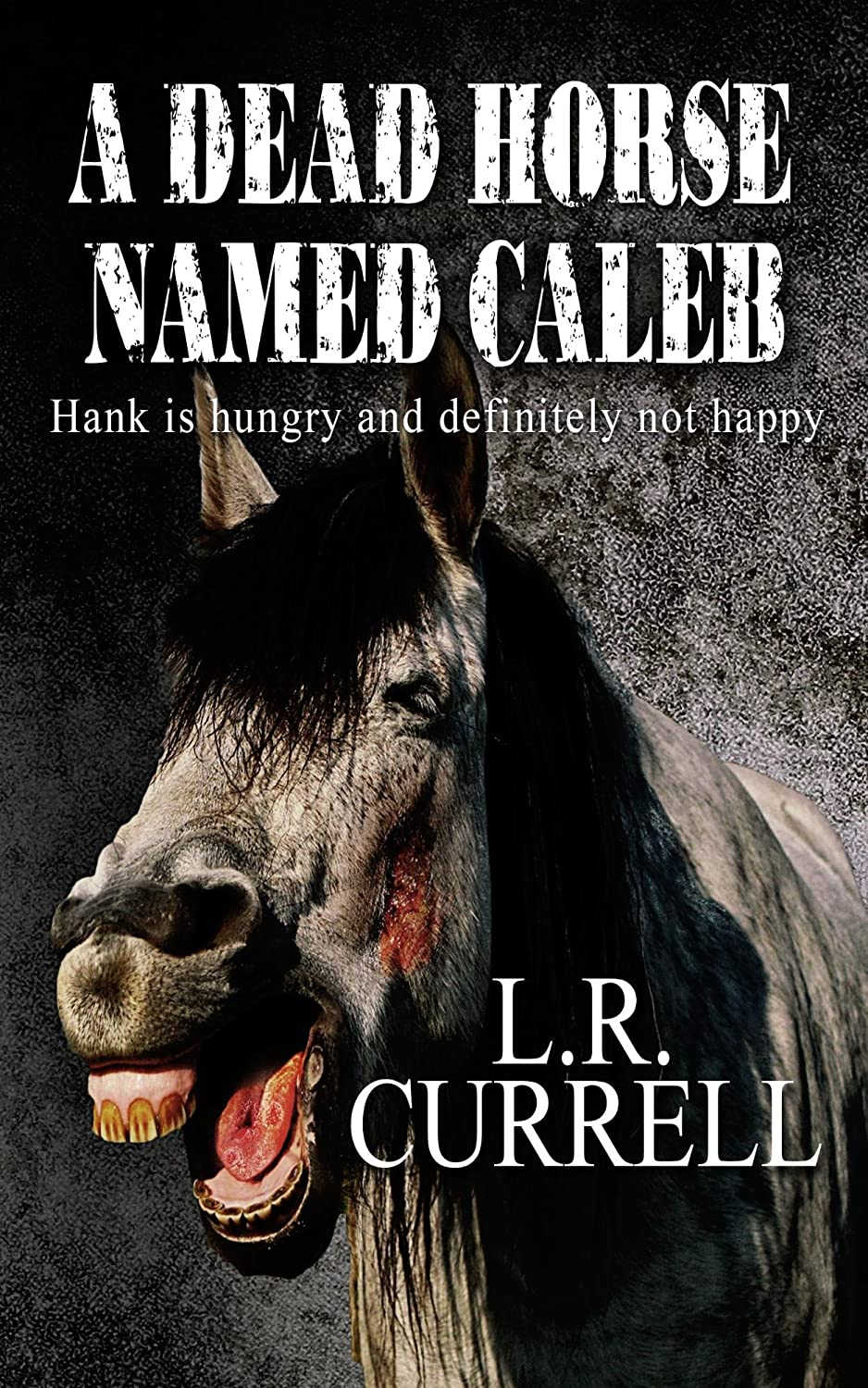 A dead horse named Caleb