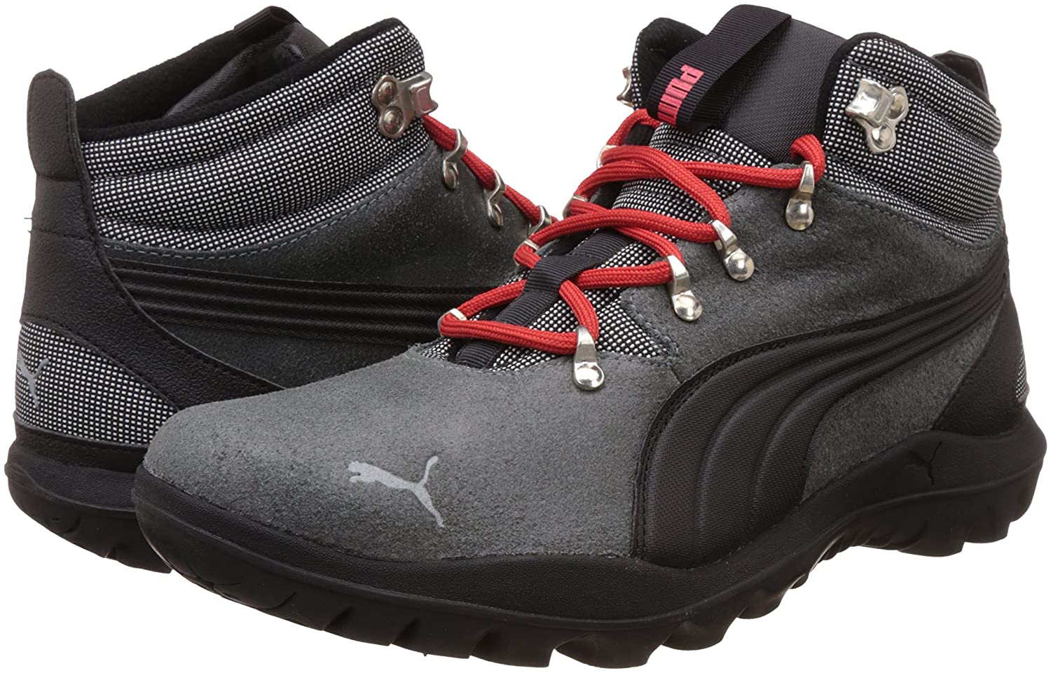 Upto 60% off On Sports Shoes By Amazon | Puma Men's Leather Trekking and Hiking Boots @ Rs.2,250