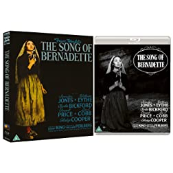 The Song Of Bernadette Eureka Classics edition [Blu-ray]
