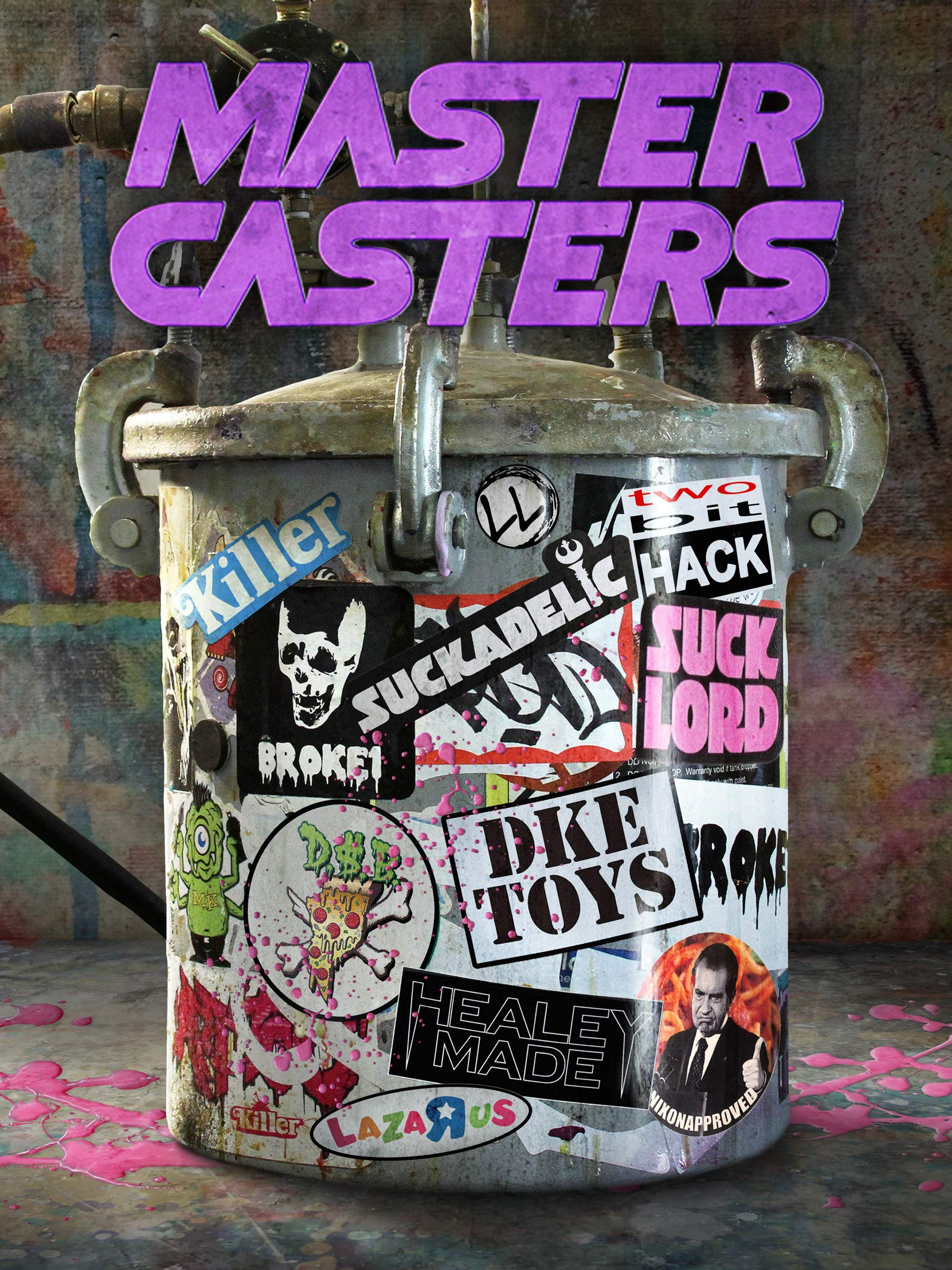 Master Casters on Amazon Prime Video UK
