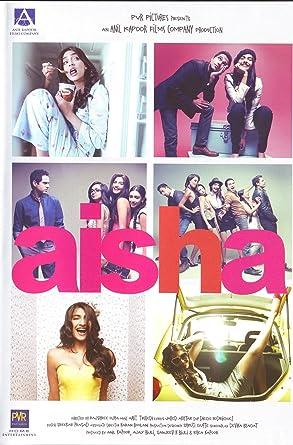 Aisha (New Comedy Hindi Film / Bollywood Movie / Indian Cinema DVD)