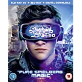 Ready Player One 3D (Region Free)