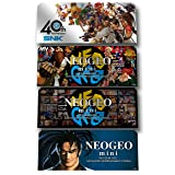 NEOGEO Mini Official Console Character Stickers (Electronic Games)