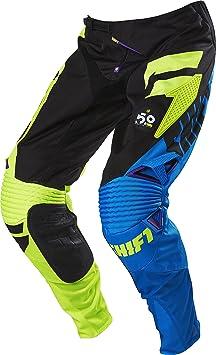 Pantalon Motocross Shift 2016 Faction Violet-Jaune