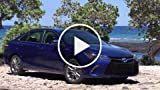 2015 Toyota Camry Hybrid SE Preview Trailer