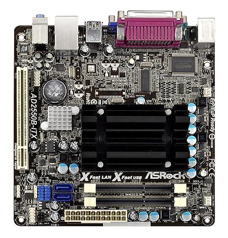 ASRock AD2550B-ITX Carte mère Intel Mini ITX Socket Atom