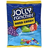Jolly Rancher Original Flavors: 3.8 oz (107 g) Bag (Tamaño: 1 Pack)