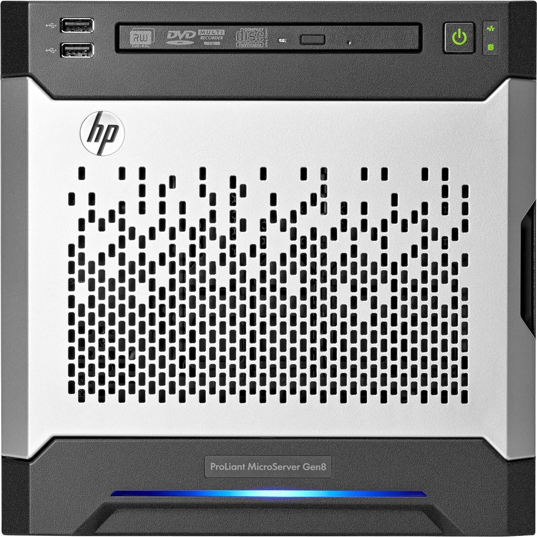 HP ProLiant MicroServer Gen8 - Xeon E3-1220LV2 2.3 GHz - 8 GB - 4 TB