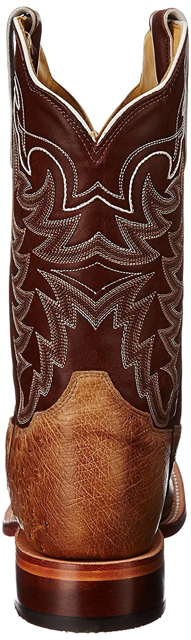 Tony Lama Men's Vintage Smooth Ostrich Western Boot 2