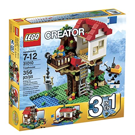 $30 LEGO Creator Treehouse - 31010