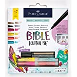 Faber Castell Bible Journaling Kit (Color: Bible Journaling)