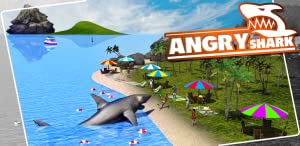 Angry Shark Simulator 3D by Tapinator