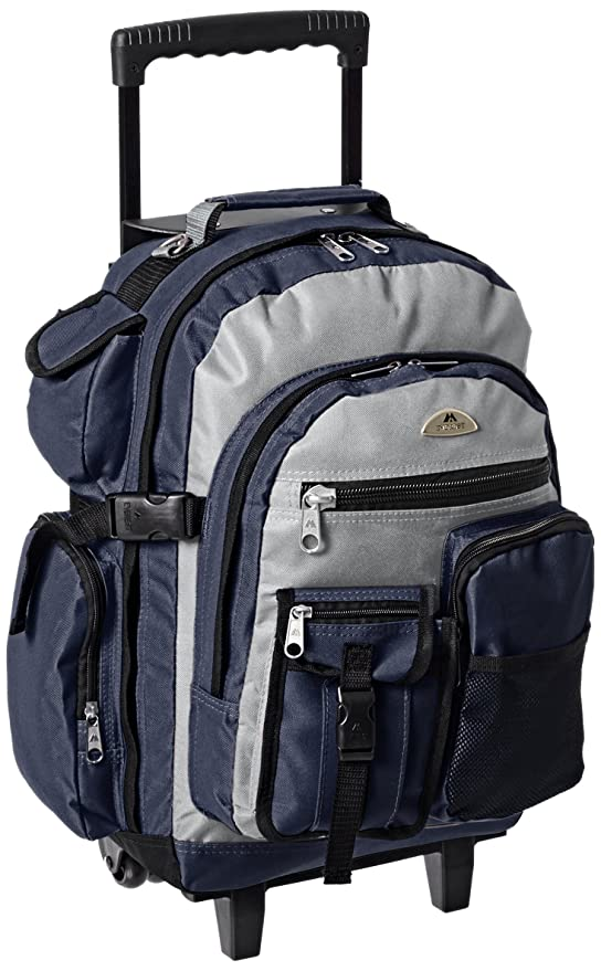 Best Rolling Backpacks For Travel Crazy Backpacks