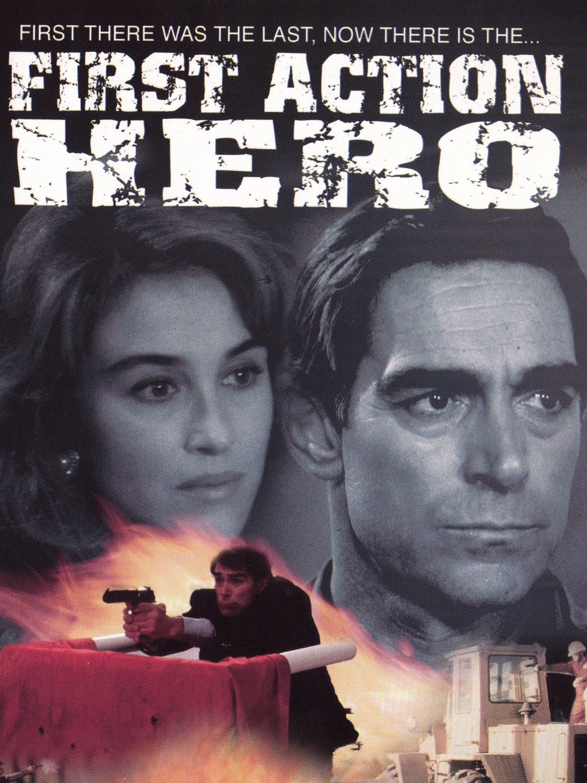 First Action Hero on Amazon Prime Instant Video UK