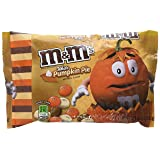 M&Ms White Pumpkin Pie Chocolate Candy 8oz Bag (Tamaño: 1 Pack)