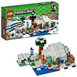 LEGO Minecraft The Polar Igloo 21142 Building Kit (278 Piece)