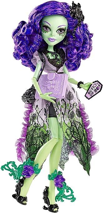 Monster High - Ckp50 - Poupée Mannequin - Amanita Nightshade