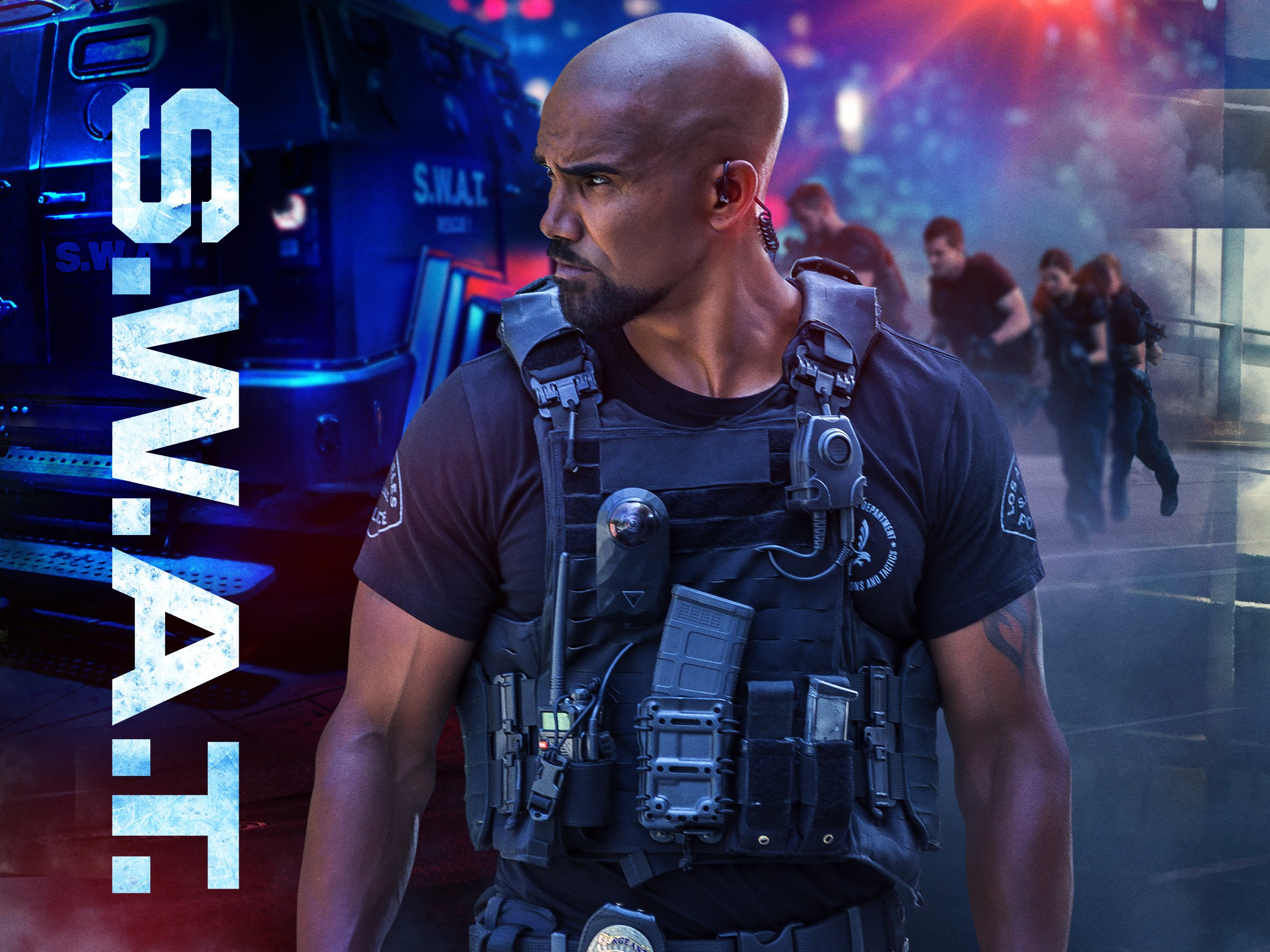S.W.A.T. on Amazon Prime Video UK