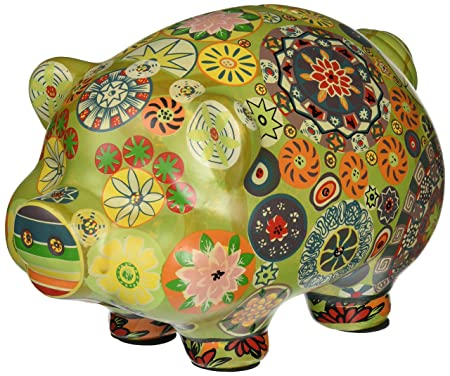 Imax folkart piggy bank available at amazon for - Coink piggy bank ...