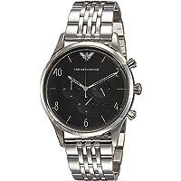 Emporio Armani AR1863 Classic Chronograph Black Dial Bracelet Men's Watch