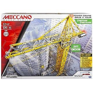 Meccano Crane