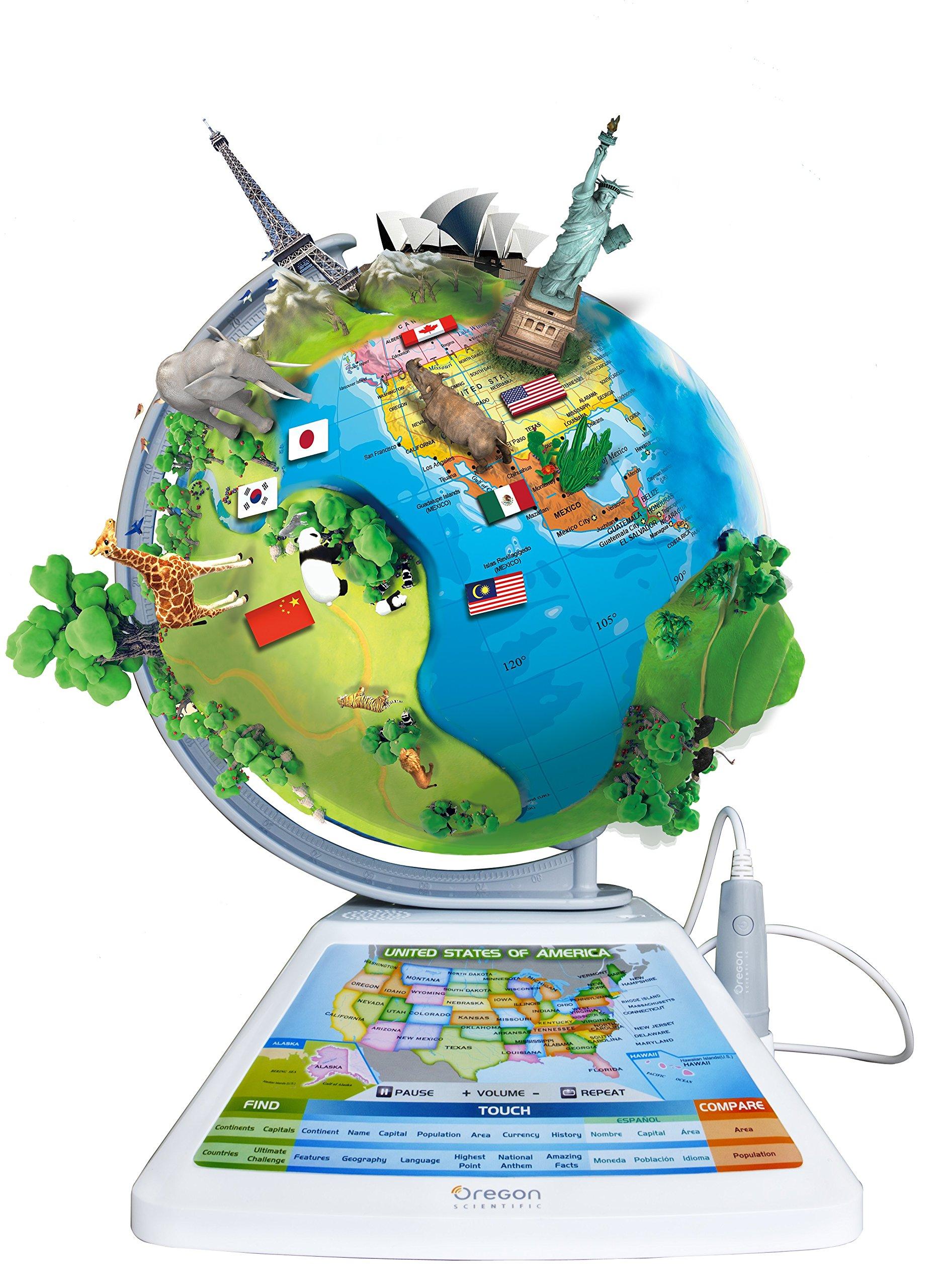 Scientific Smart Globe