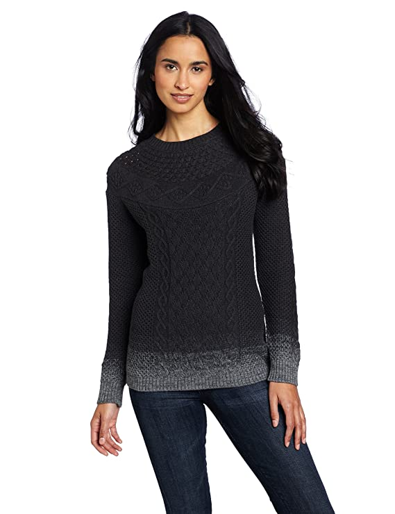 Woolrich Women's Hopewell Crew Neck Sweater