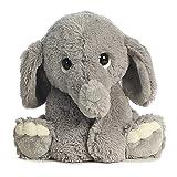Aurora World Lil Benny Phant, Grey Plush (Color: Grey, Tamaño: Small (6-14 in))
