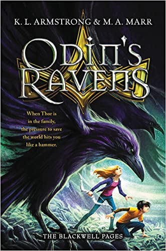 Odin's Ravens (The Blackwell Pages Book 2)