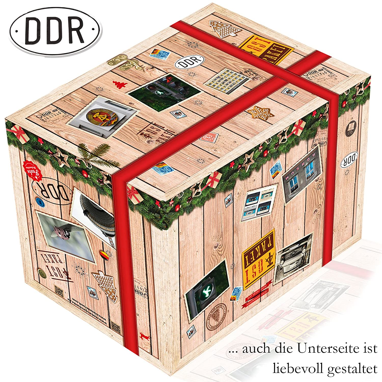 """Adventskalender DDR-Produkte"""