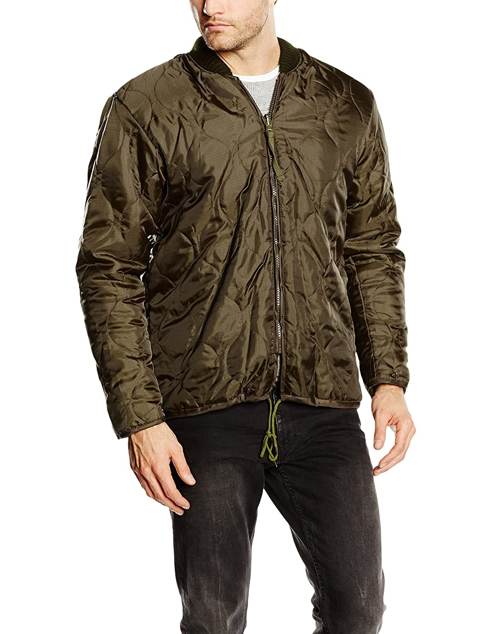 Brandit Men's M-65 Giant Jacket Olive 3