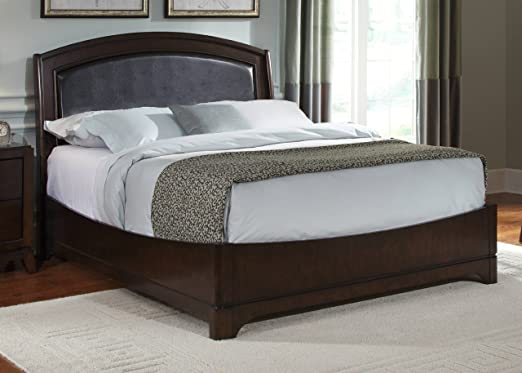 Liberty Avalon Platform Bed Set 505-BR