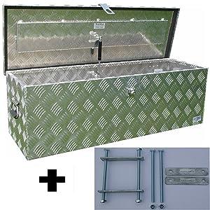 Truckbox D100 + MON 2012 Montagesatz, Werkzeugkasten, Deichselbox, Transportbox  BaumarktKundenbewertung und weitere Informationen