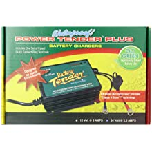 Battery Tender 022-0158-1 Waterproof 24 Volt Power Tender Plus Battery Charger