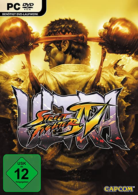 Ultra Street Fighter IV, PC