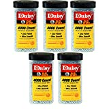 Daisy Ammunition and CO2 40 4000 ct BB Bottle, 5 Pack (Color: 5 Pack)