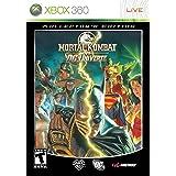 Mortal Kombat VS DC Universe Collector's Edition -Xbox 360