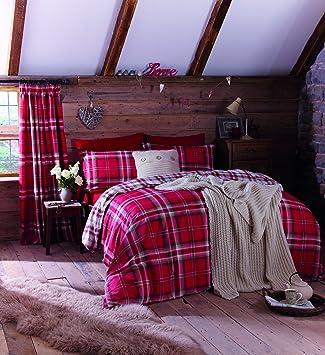 funda de edredón y almohada buena y barata