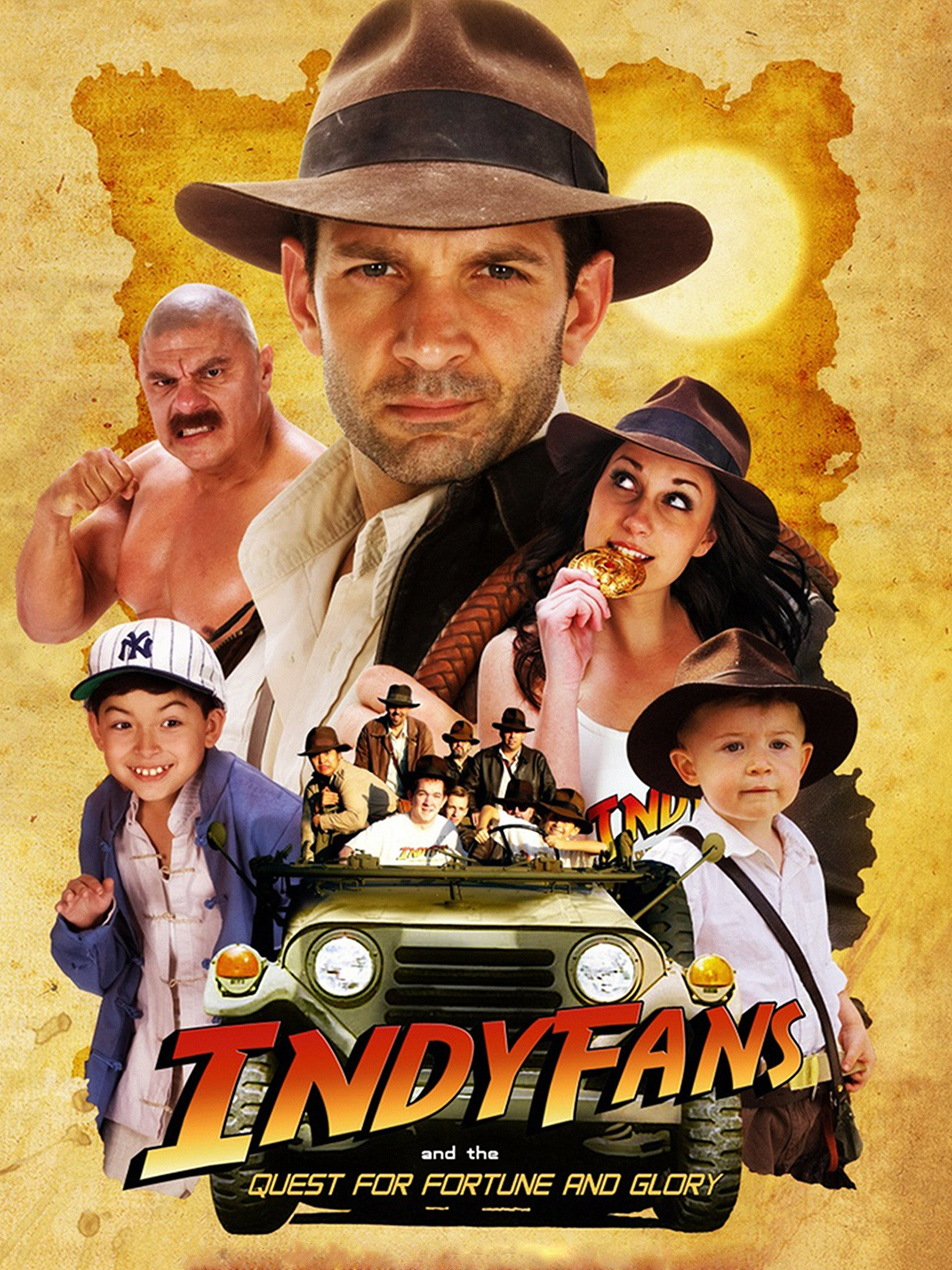 Indyfans and the Quest for Fortune and Glory on Amazon Prime Instant Video UK
