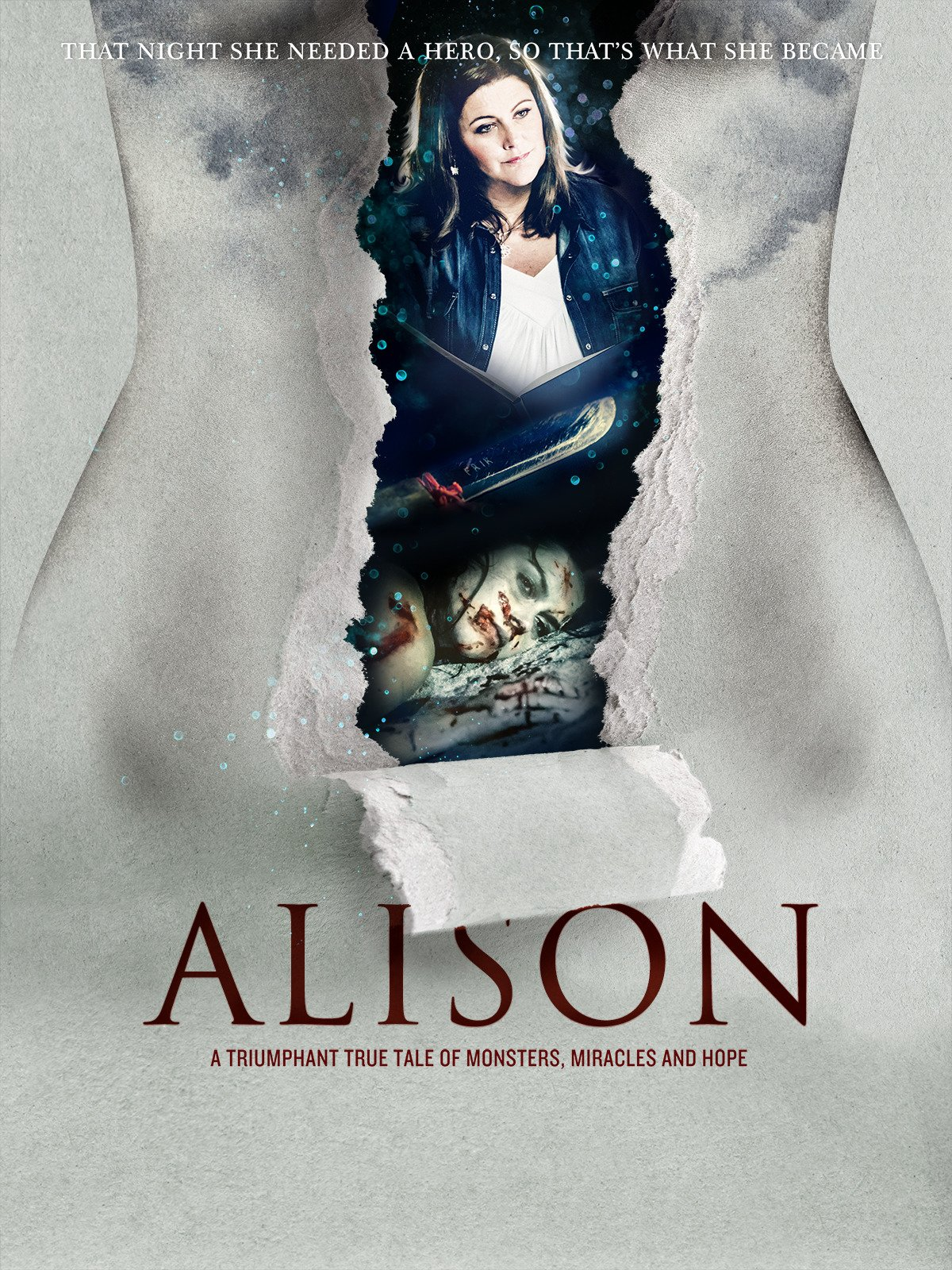 Alison on Amazon Prime Instant Video UK