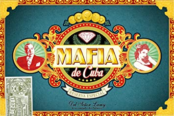 Asmodee - LMMAF01FR - Jeu d'ambiance - Mafia de Cuba